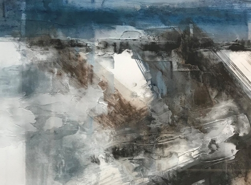 Abstract Landscape-Juried Members' Showcase Exhibition