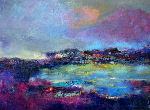 """""""Reflections"""" - Works by Gary Fisher"""