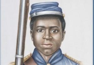 Seventeen Men: Portraits of Black Civil War Soldiers