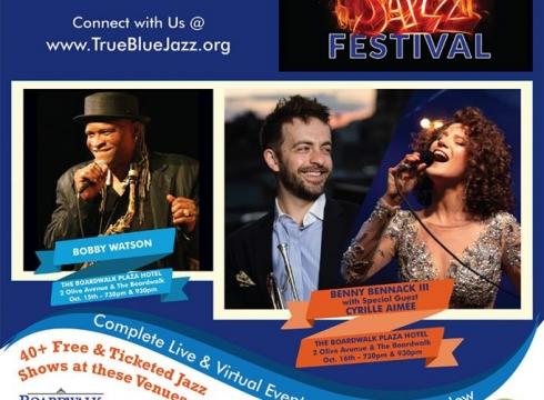9th Annual True Blue Jazz Fest