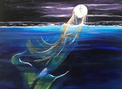 Water, Water Everywhere Virtual Art Exhibit