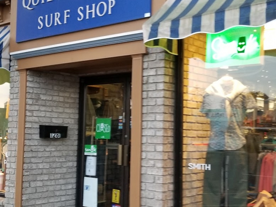 Quiet Storm Surf Shop