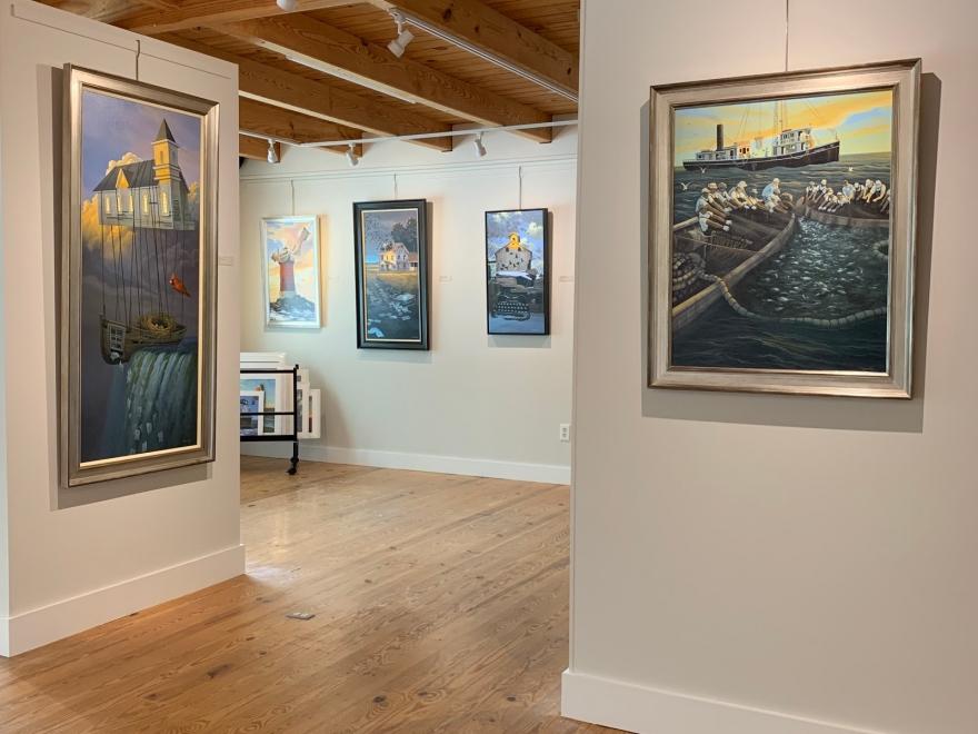 Damon Pla Fine Arts | Studio & Gallery