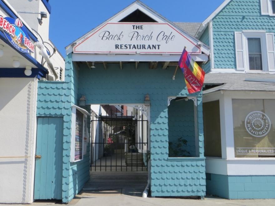 Back Porch Café