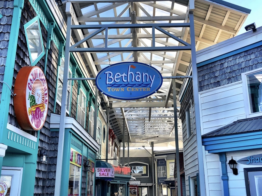 Bethany Beach Boardwalk