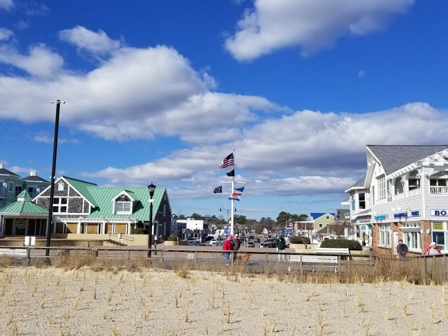 Bethany Beach Boardwalk