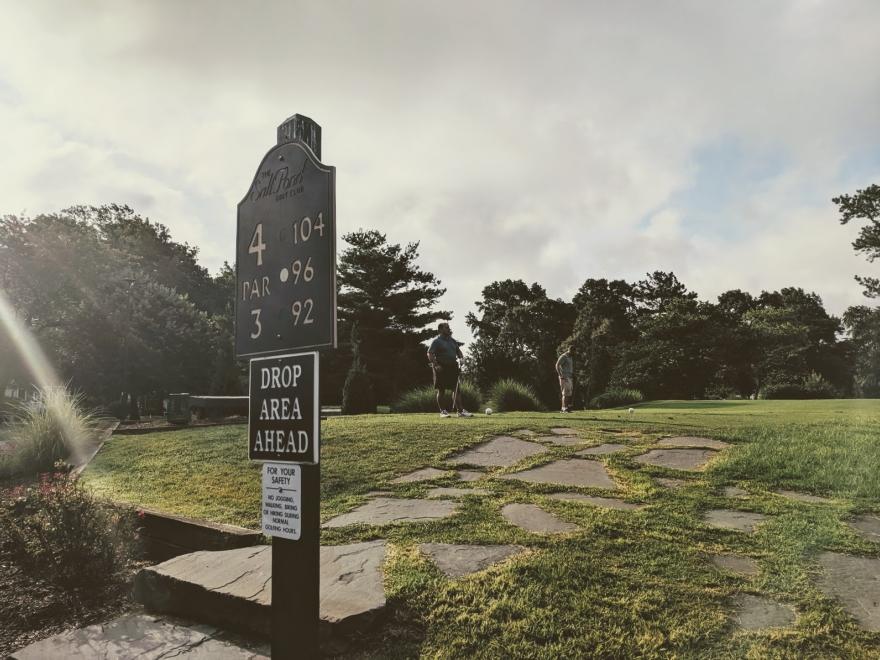 The Salt Pond Golf Club