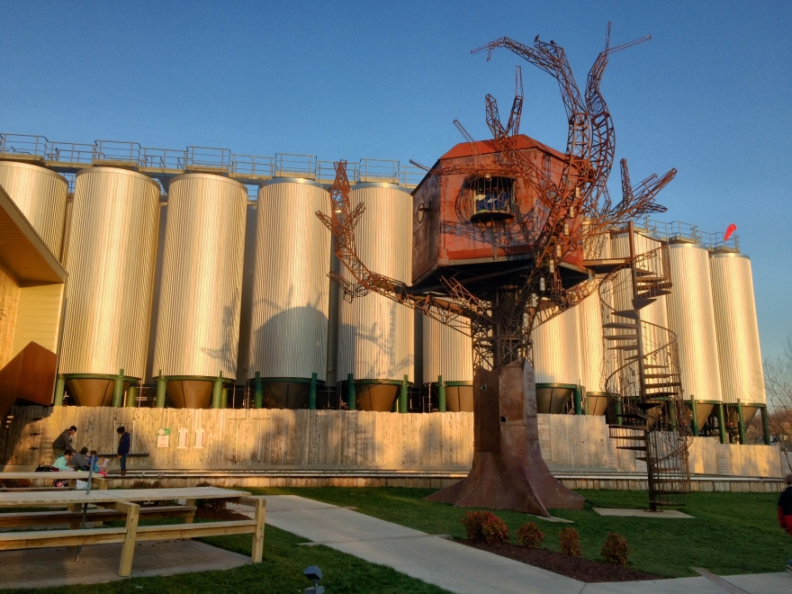 Dogfish Head Craft Brewery